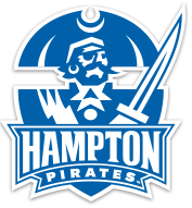 Hampton University Pirates Logo